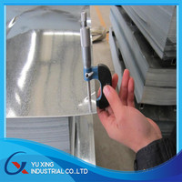 SS400/A36/Q235 galvanized steel sheet specification
