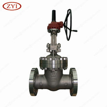 Custom-made rising spindle wcb gate valve