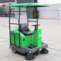 Lead-Acid Battery Power Electric Road Cleaning Machine DQS12A