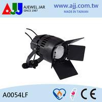 54w Fresnel solar panel led sensor light , led daytime running light , led ring light