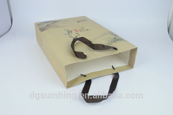 Professional folding shopping bag for wholesales