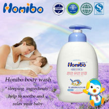 300g soft baby body wash relax shampoo and body wash baby shower gel