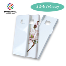 DIY Printing 3D Phone Case For Samsung Note 7, Blank Sublimation Cover, Sublimation Cell Phone Case