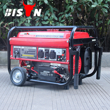 BISON (CHINA) BS3500H(H) 2.8KW 2.8KVA Silent Electric Start With Battery Copper Wire Generator JD