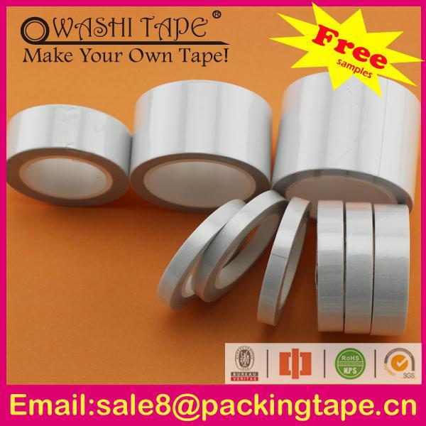 high temperature resistance butyl rubber sealing double sided tape for package