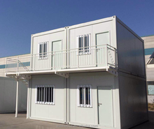 Luxury Prefabricated High Quality Container House for Modular Building