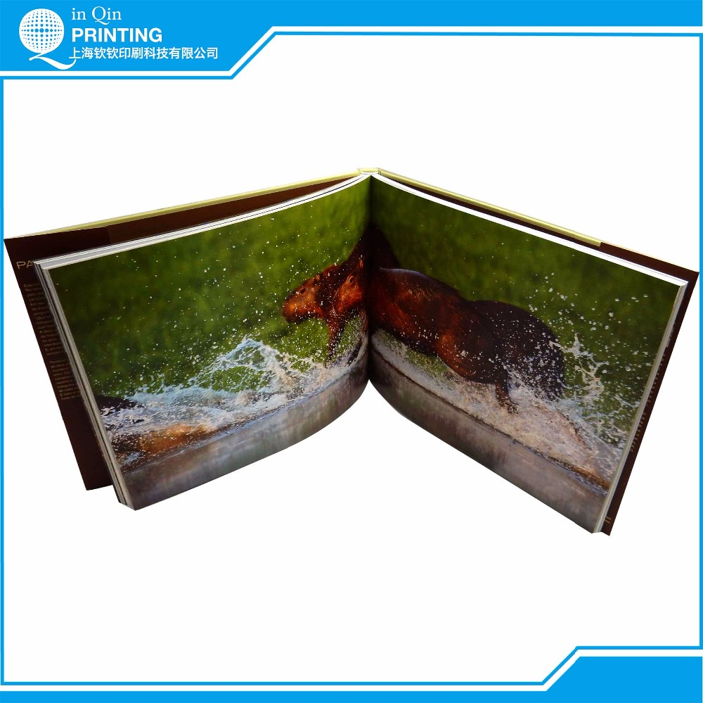 High quality highly praised cheap custom color hardcover book printing