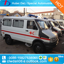 4WD ambulance 4x4 ICU ambulance car price