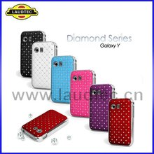 Deluxe Bling Hard Case Cover for Samsung Galaxy Y S5360