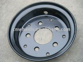 Utility Forklift split small wheel rims 5.00F-10 (forklift rims)