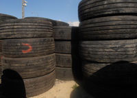 315/80 R22.5 Used truck tires