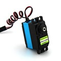 X-TEAM XTBS-6122MG 22KG High Precision Metal Gear High Voltage Brushless Standard RC Digital Servo for Rc Car Rc Boat