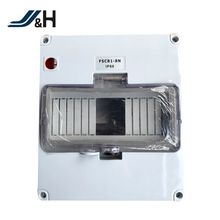 56CB8N IP66 Waterproof Electrical Floor Box MCB Distribution Box