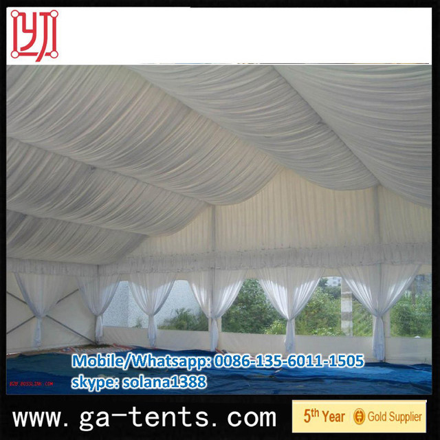 aluminium frame fire,water,sun proof 10x10 tent wholesale canopy 850G/SQM top cover 650G/SQM sidewall