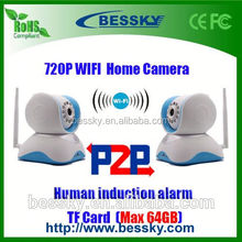 2015 hot sale smart home camera,waterproof baby monitor,wireless webcam baby monitor