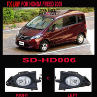 MACAR'S FOG LAMP /FOG LIGHT FOR HONDA FREED 2009