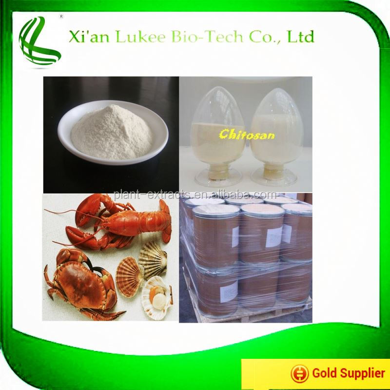 powder chitosan Natural Slimming Lose Weight Green food