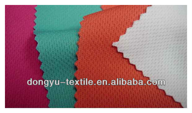 75D 100% Polyester Wicking Fabric