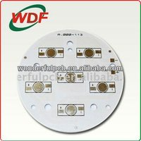 Round led display circuit boards