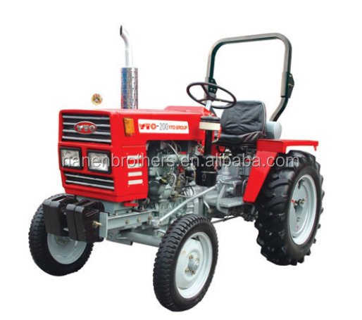 YTO-200 20HP mini chinese farm tractor price list