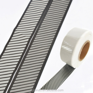 Heat reflective diagonal strip tape for clothing