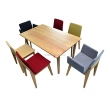 T018 Perspex dining table and chairs