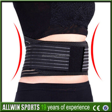 Breathable easy Pain Relief mesh back support lumbar adjustable lower back support