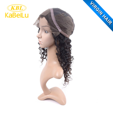 KBL white short curly hair wigs