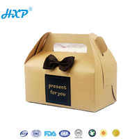 Cardboard box 1C 3-Layer B-Flute Flexo foam boxes for food