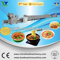 Industrial Vegetable Cup Automatic Instant Noodle Making Machine