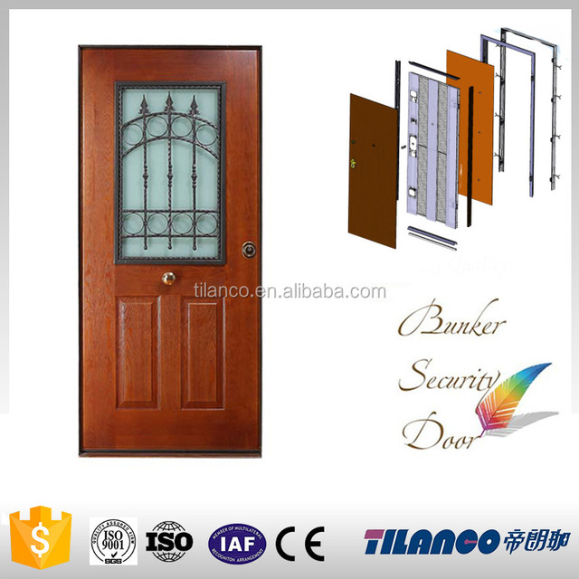 low price and popular 2017 new style unique home designs security doors