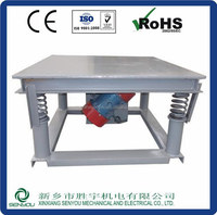 Hot electric shaking table for cement;import cheap goods from china