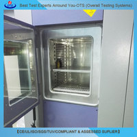 Maintain and Calibrate Three Integrated Thermal Test Chamber
