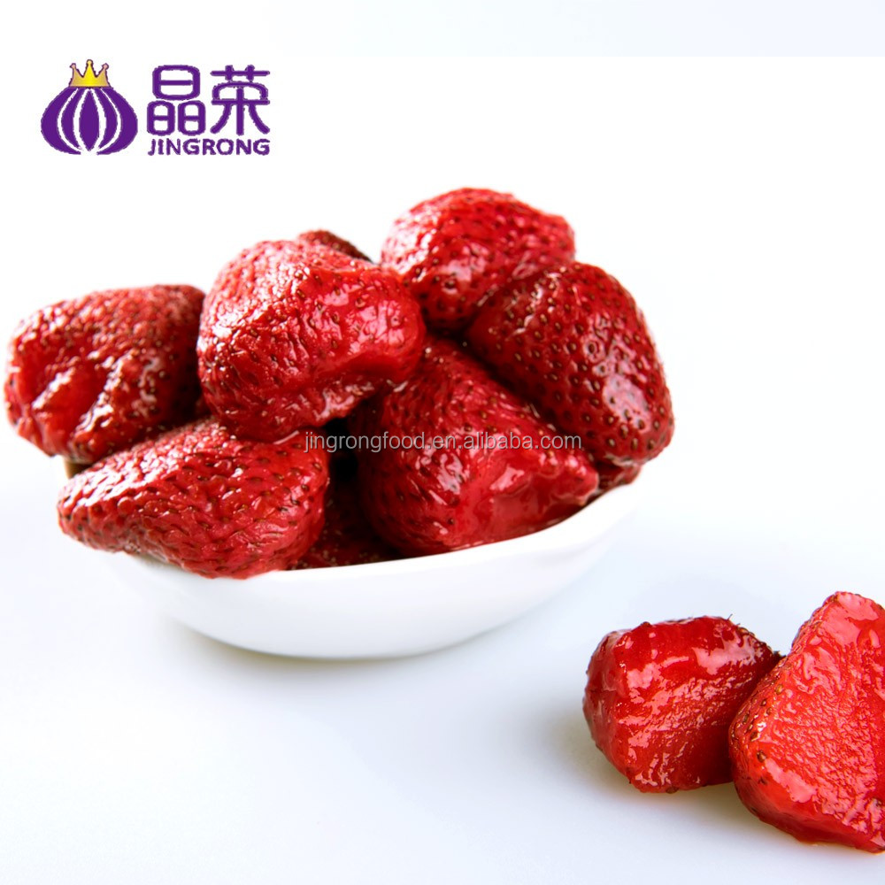Bulk Price for Red Sweet Frozen Strawberry