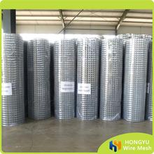 Factory direct sales mesh fencing for dogs galvanized welded wire chicken cages