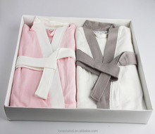 luxury Cotton Waffle Hotel Bathrobe