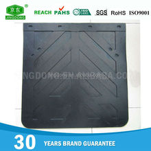 Heavy duty custom made rubber mud flap