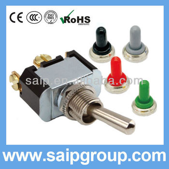 on off toggle switch waterproof toggle switch high quality