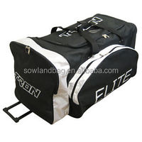 Durable Trolley Wheeled Ice Hockey Bag