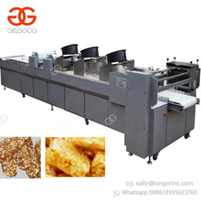 Semi-Automatic Sesame Candy Forming And Cutting Machine