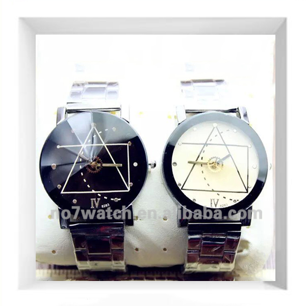 Wholesale New Design Hot Selling Compass Gear Printer Unisex Cheap Watches