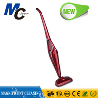 VC620 battery operated upright carpet vacuum cleaner