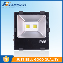 SMD / COB outdoor 100w outdoor led flood light fixtures