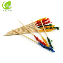 Table Decoration cocktail flag toothpick Wooden Toothpicks flag toothpicks