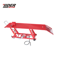 CE Approved Cheap Hydraulic Motorcycle Lift Table