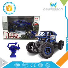 Wholesale 1 6 scale 1:14 climbing four wheel drive toy big wheels rc car for children