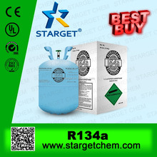 New material gas 134a refrigerant r134a for air conditioner