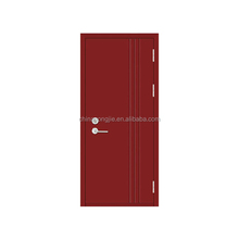Zhejiang Yujie manufacture Entry Doors commercial double steel doors exterior