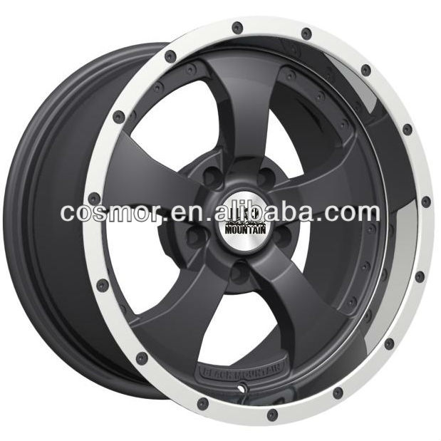 <strong>Alloy</strong> wheels for Jeep Wrangler 2007+