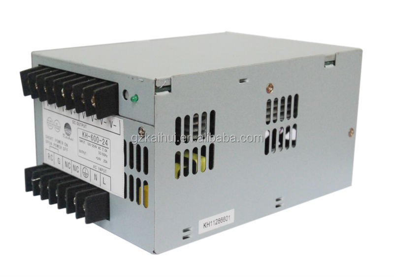 600W 13.8v 50a switch mode power supply universal switch power supply manufacturer from China for medical equipment